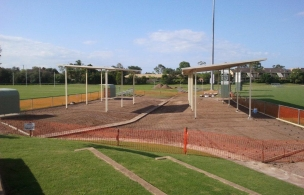 3. Maroochy Afl Spectator Prep and fencing